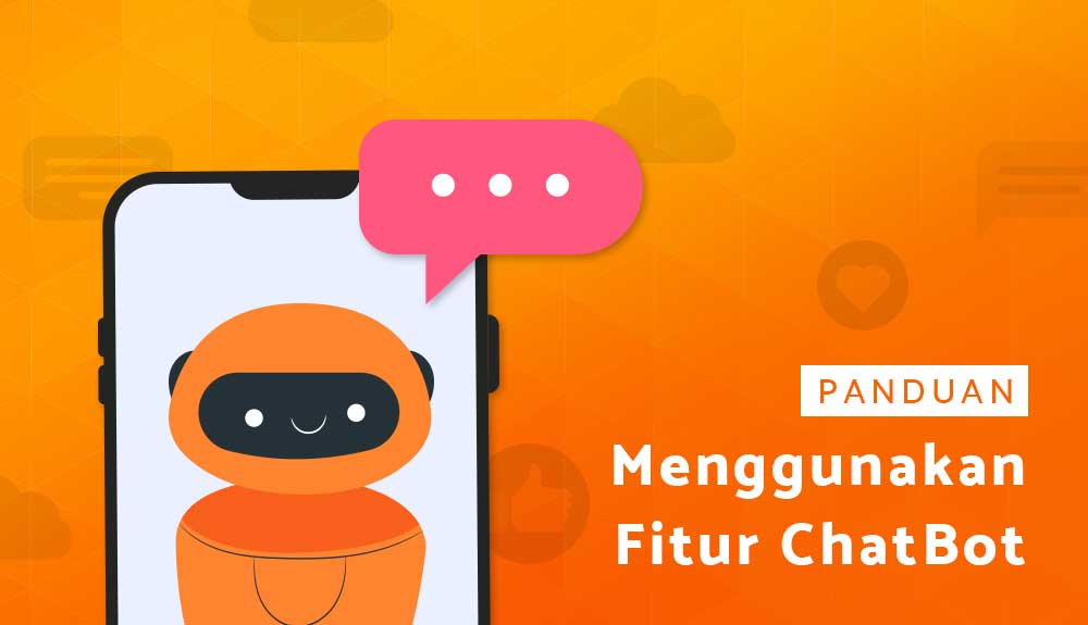 Cara menggunakan Chatbot...