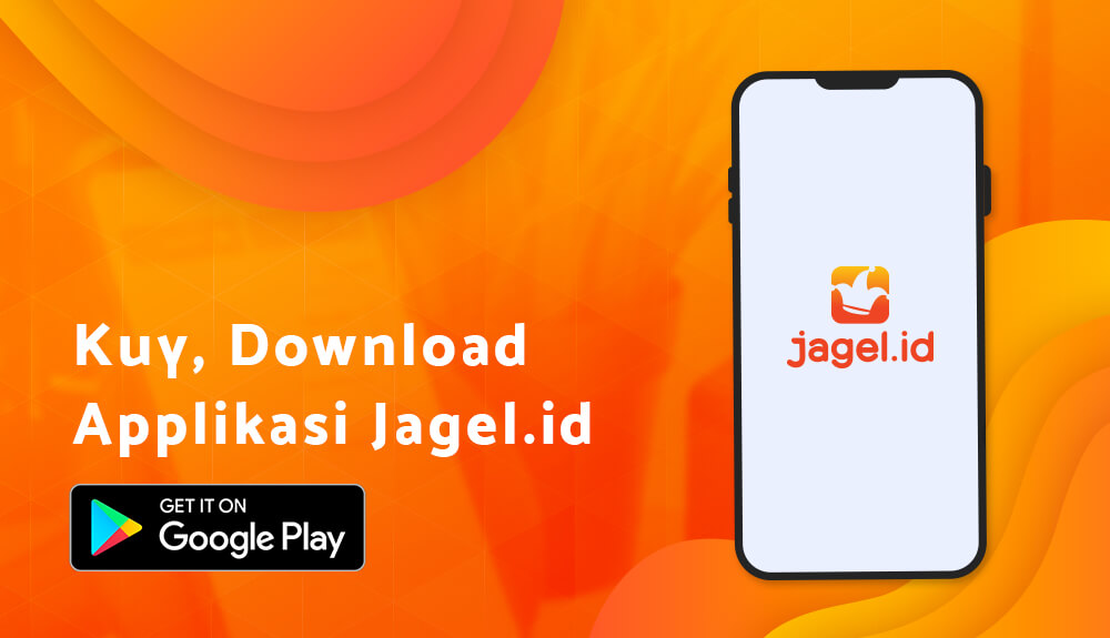 Download App Jagel.id di Play Store