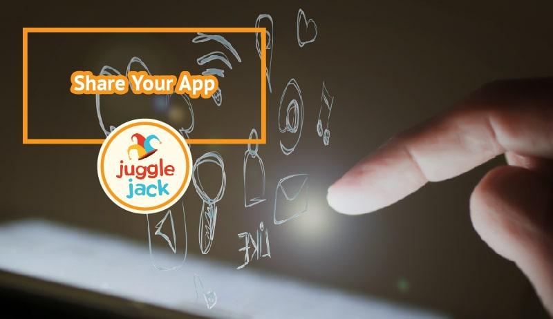 Cara Membagikan Aplikasi yang sudah Dibuat