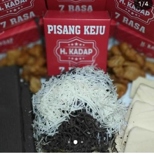 Pisang keju H Kadap