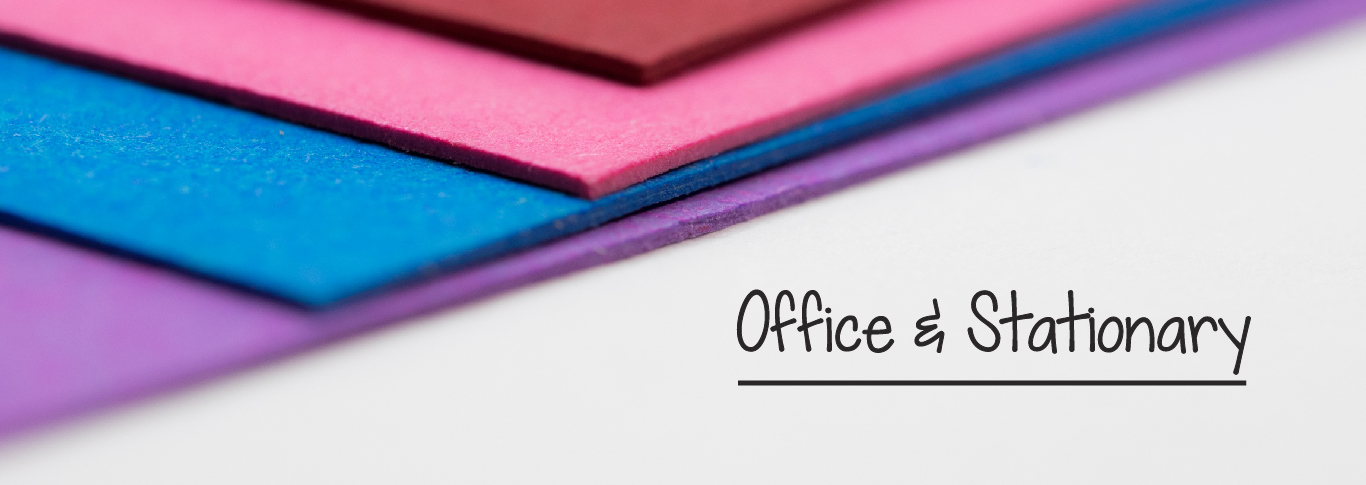 Kategori Office & Stationary