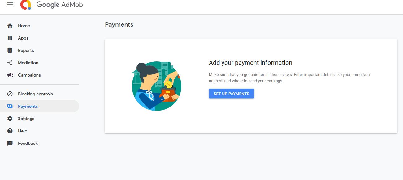 Setup Payment